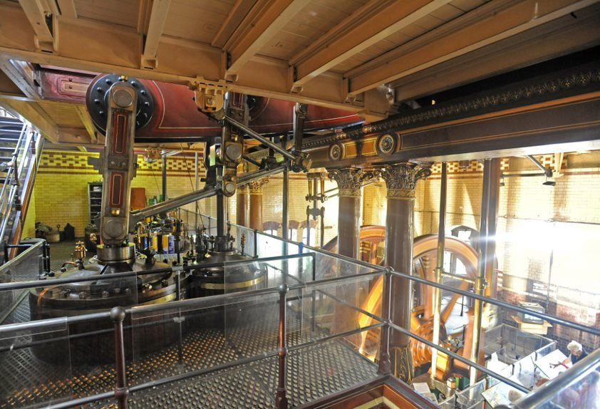 Abbey Pumping Station 7
