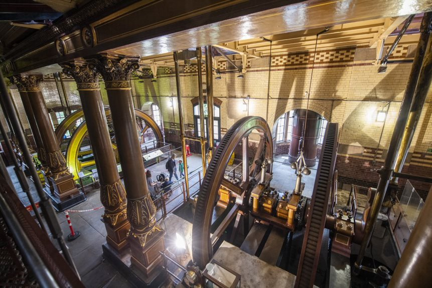 Abbey Pumping Station 8