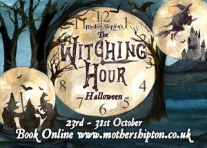 Halloween at Mother Shipton's 1