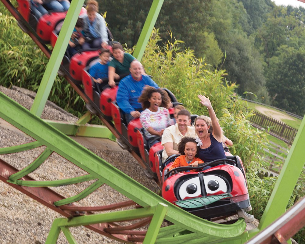 Summer of fun at Lightwater Valley 4