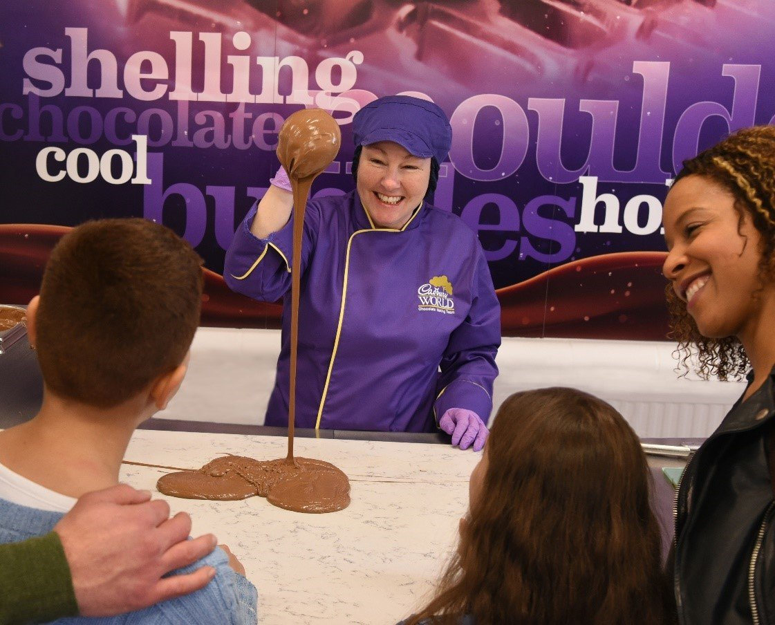 Enjoy a summer choc-full of fun at Cadbury World 4
