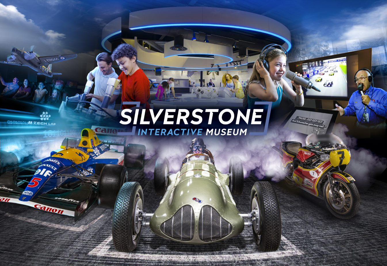 Silverstone Interactive Museum 5