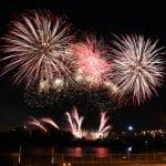 Waldegraves Family Fireworks 17