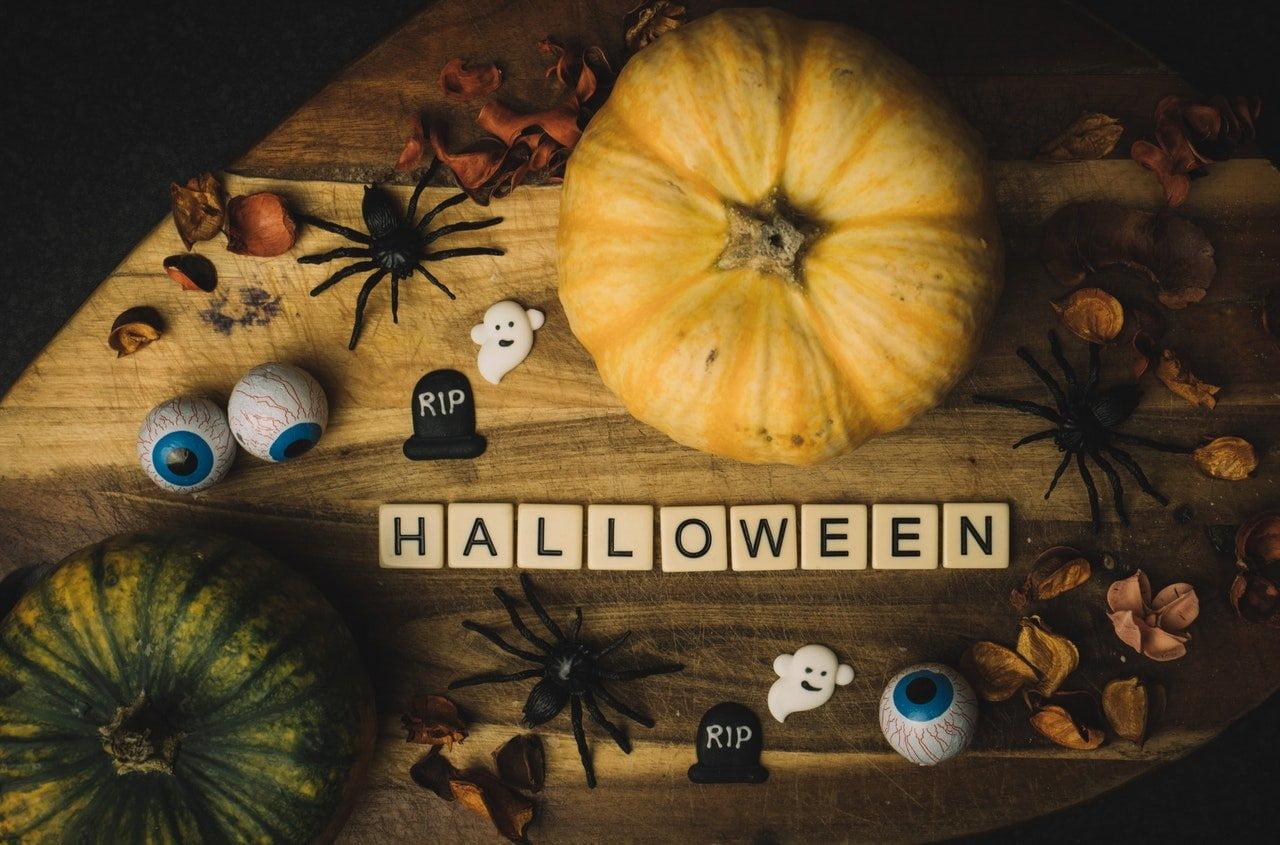Halloween - Garden Games & Activities 6