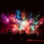Fireworks Display & Night Run 48