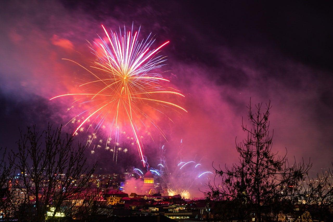 Annual Fireworks Display 8