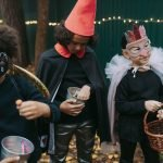 The Burghley Halloween Trail 52