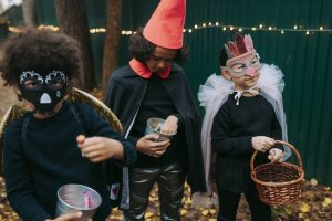 The Burghley Halloween Trail 1