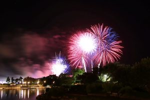 End of Season Bonfire & Fireworks Event
