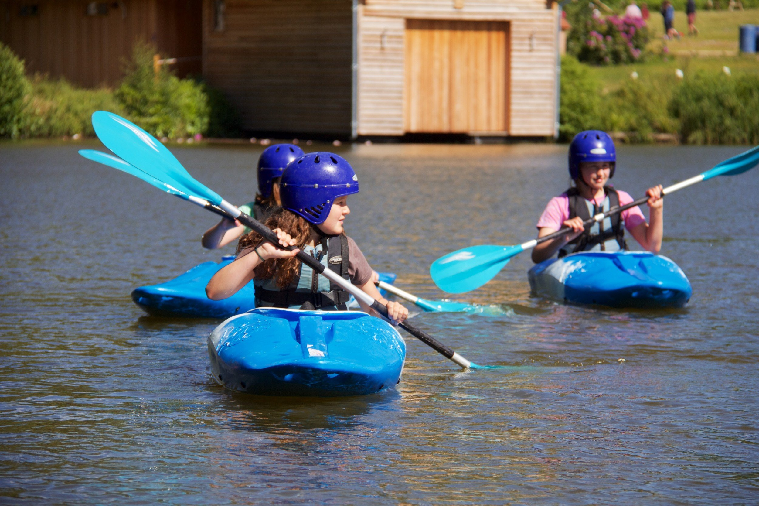 Avon Tyrrell Outdoor Activity Centre 13