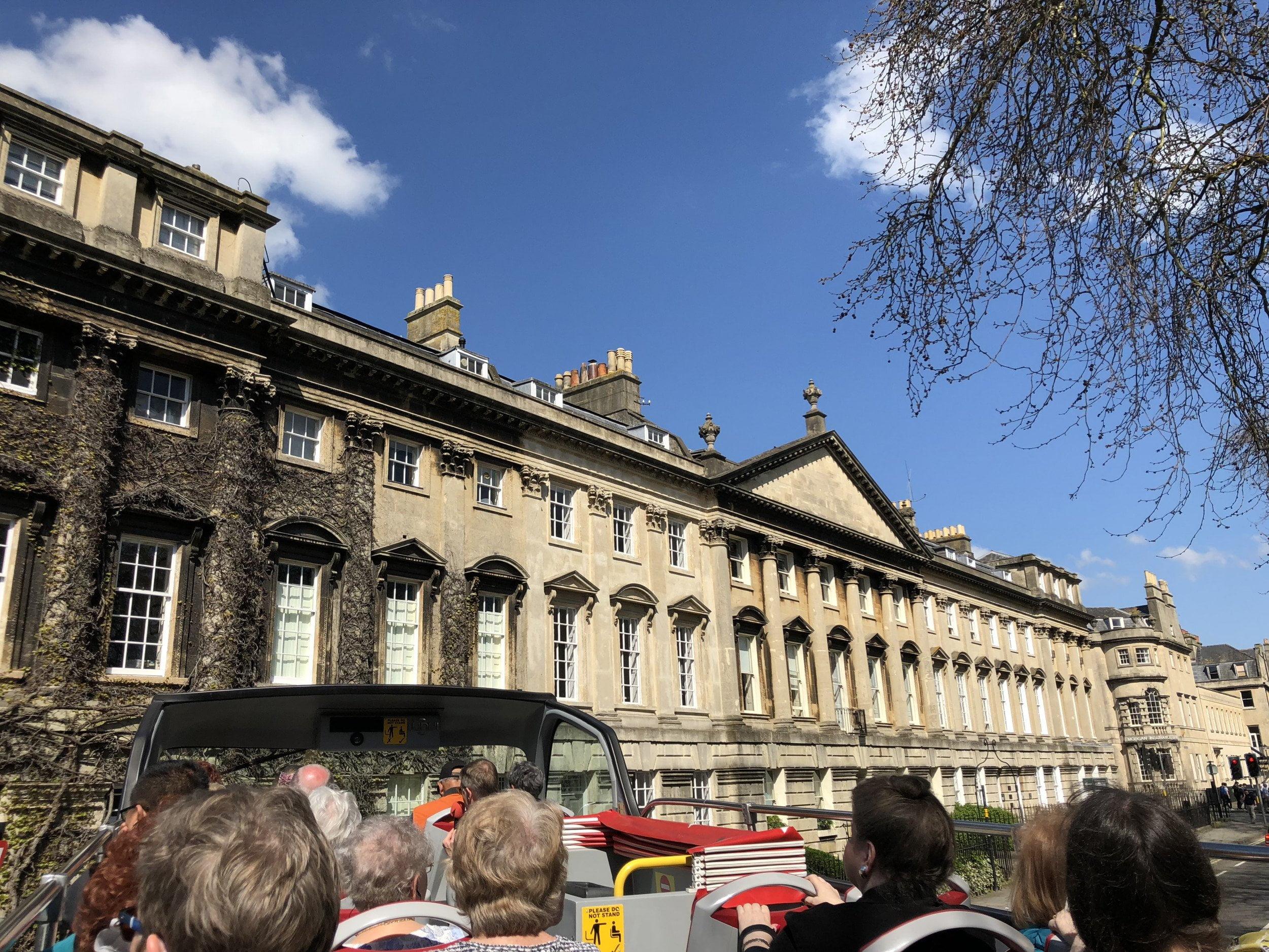 Bath Open Top Tours 7