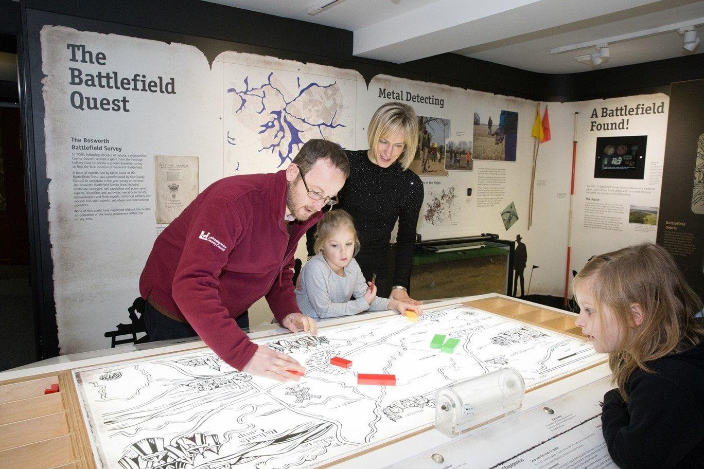 Bosworth Battlefield Heritage Centre 13