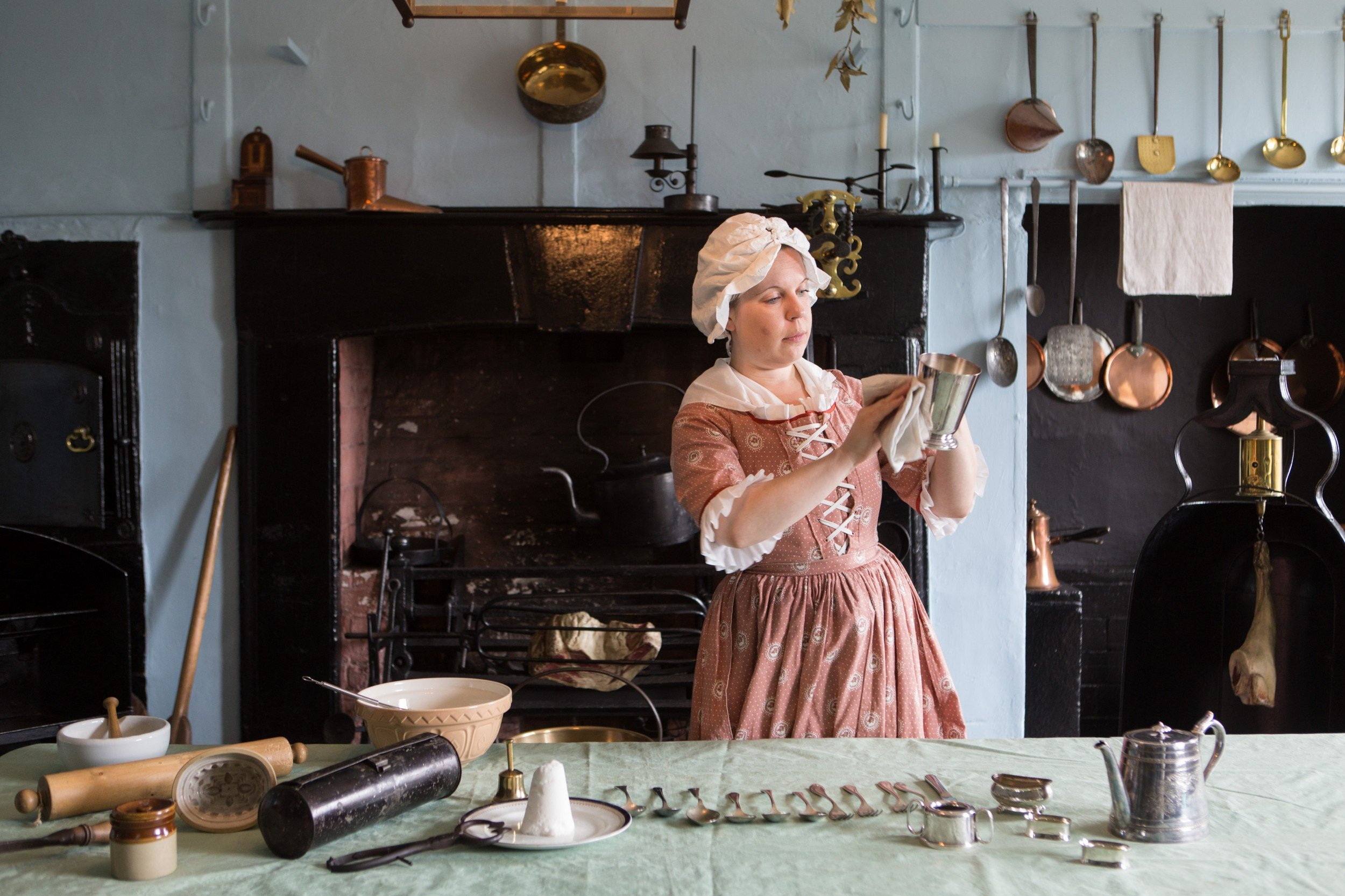 Learning at Bristol's Historic Houses 5