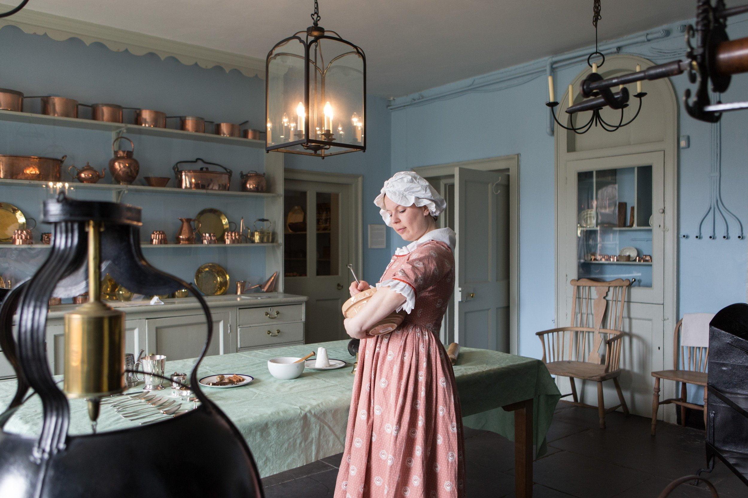 Visit Bristol's Historic Houses 6