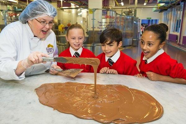Cadbury World 15