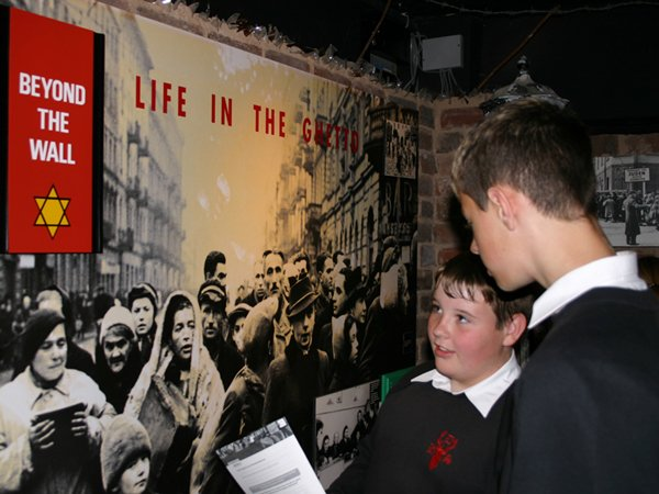 The Holocaust Exhibition and Learning Centre 4