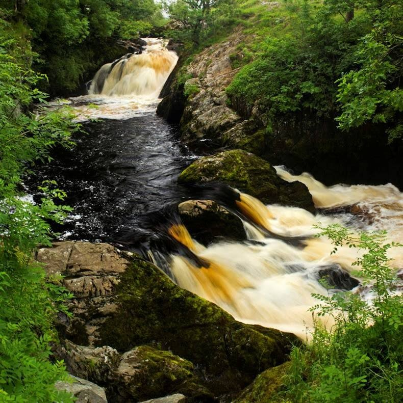 Ingleton Waterfalls Trail 17