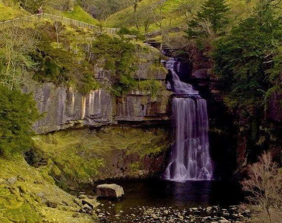 Ingleton Waterfalls Trail 7