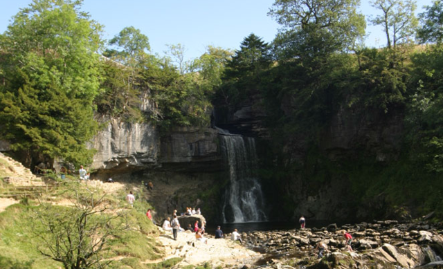 Ingleton Waterfalls Trail 21