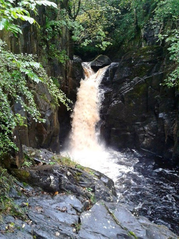 Ingleton Waterfalls Trail 9