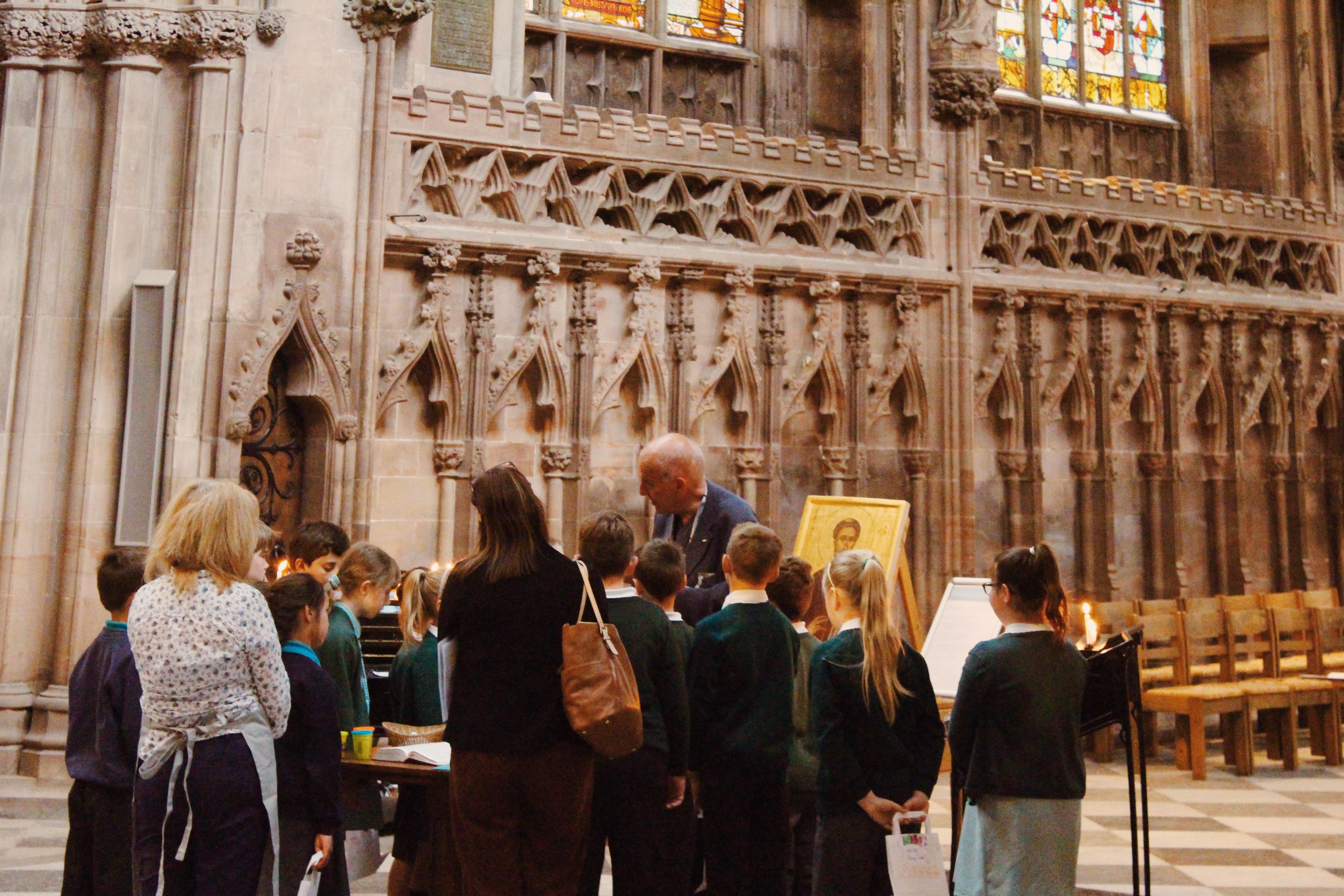 Lichfield Cathedral 4