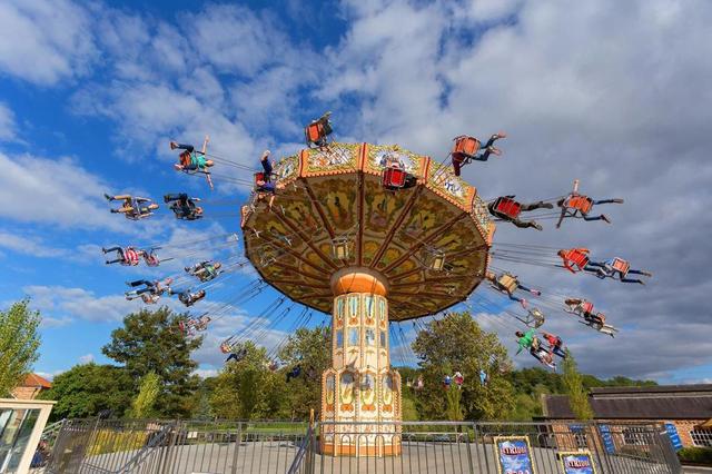 Lightwater Valley Theme Park 11