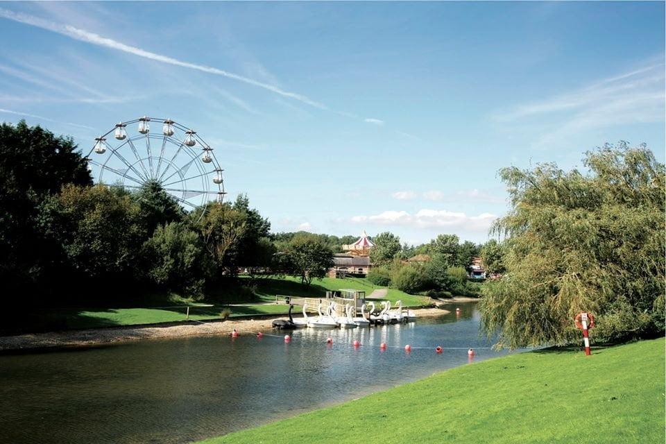 Lightwater Valley Theme Park 13