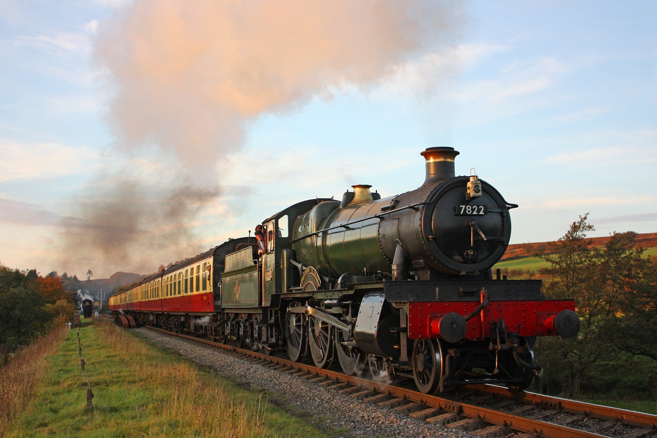 North Yorkshire Moors Railway 5