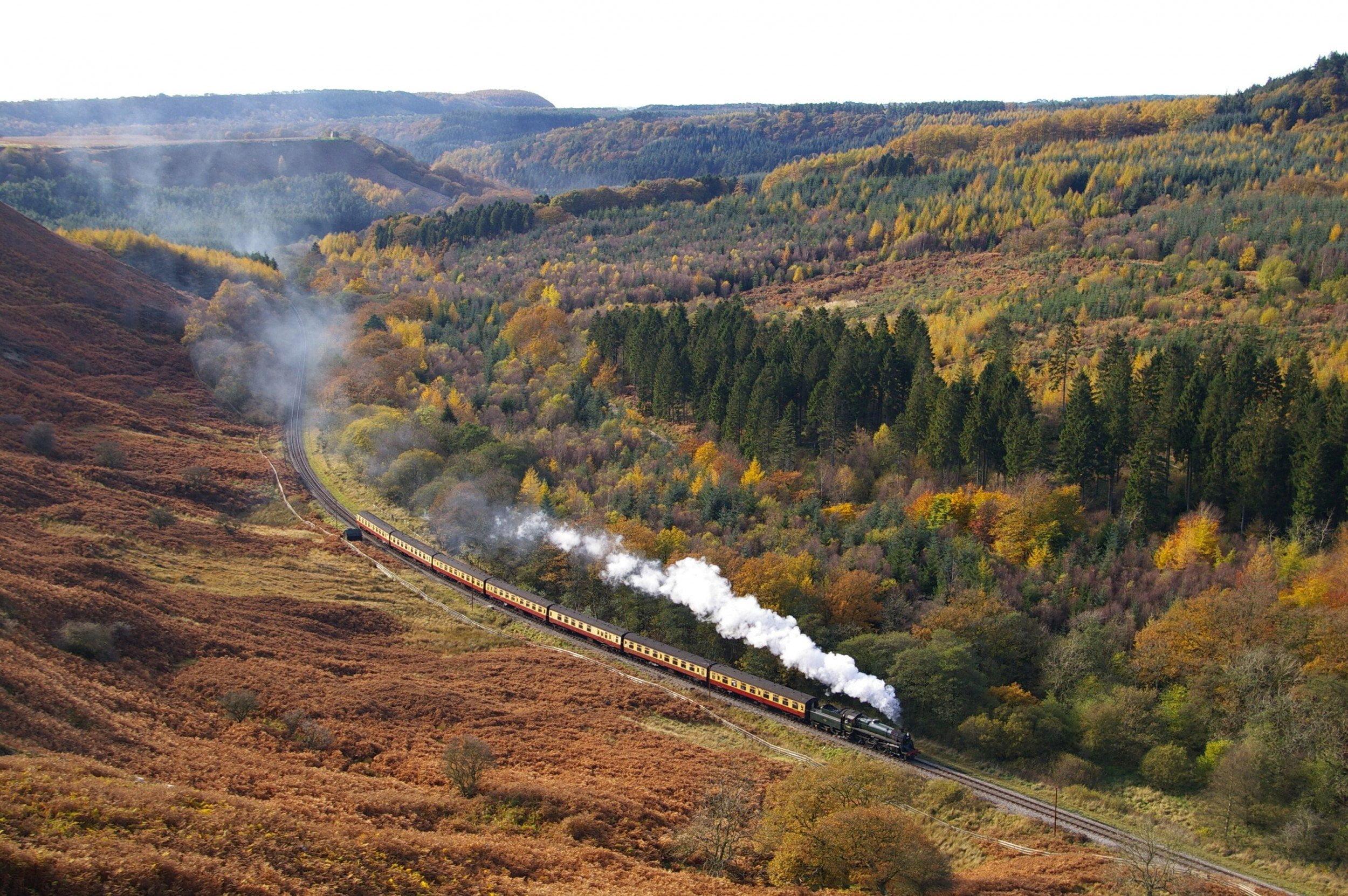 North Yorkshire Moors Railway 10