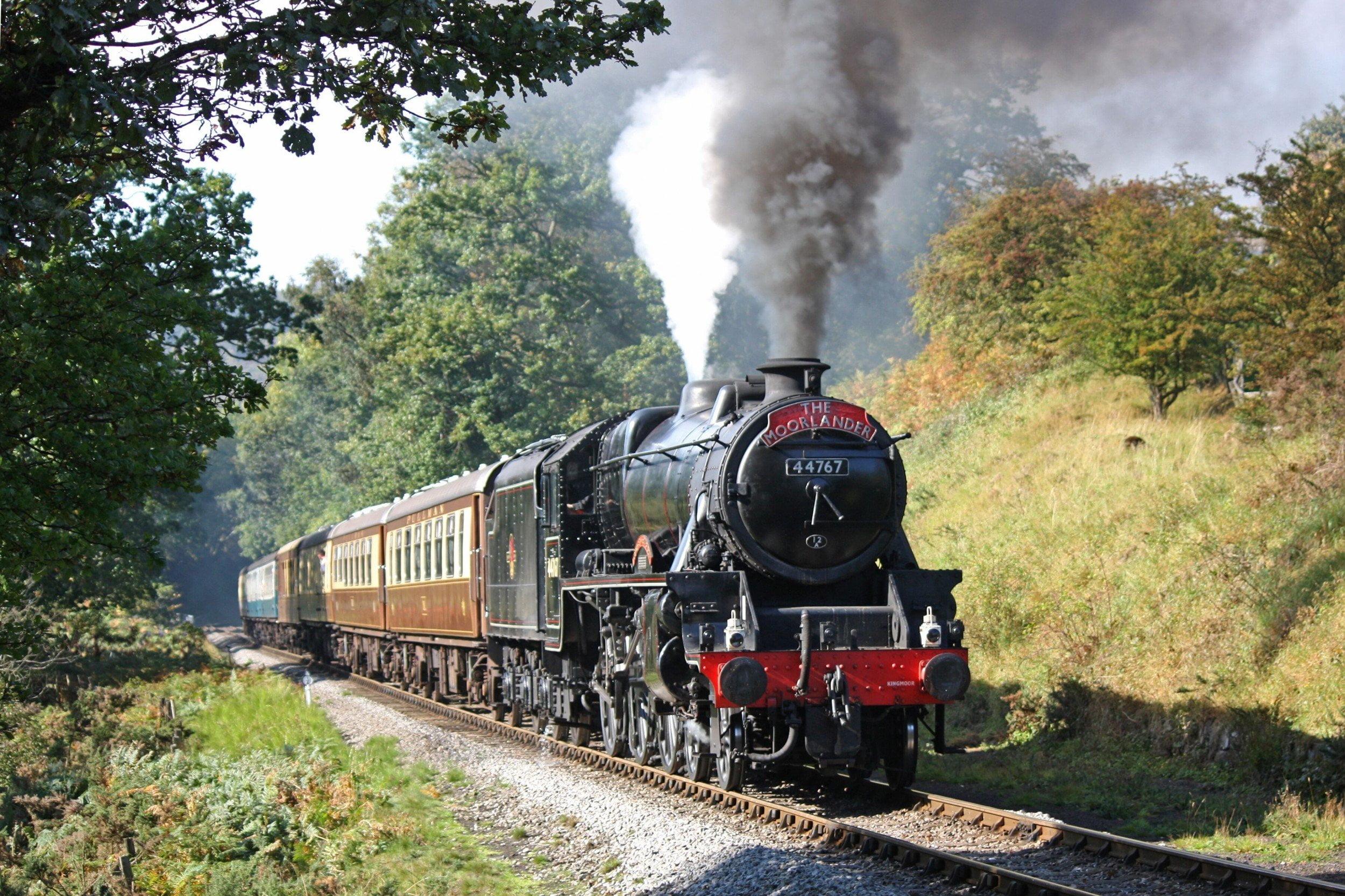 North Yorkshire Moors Railway 11