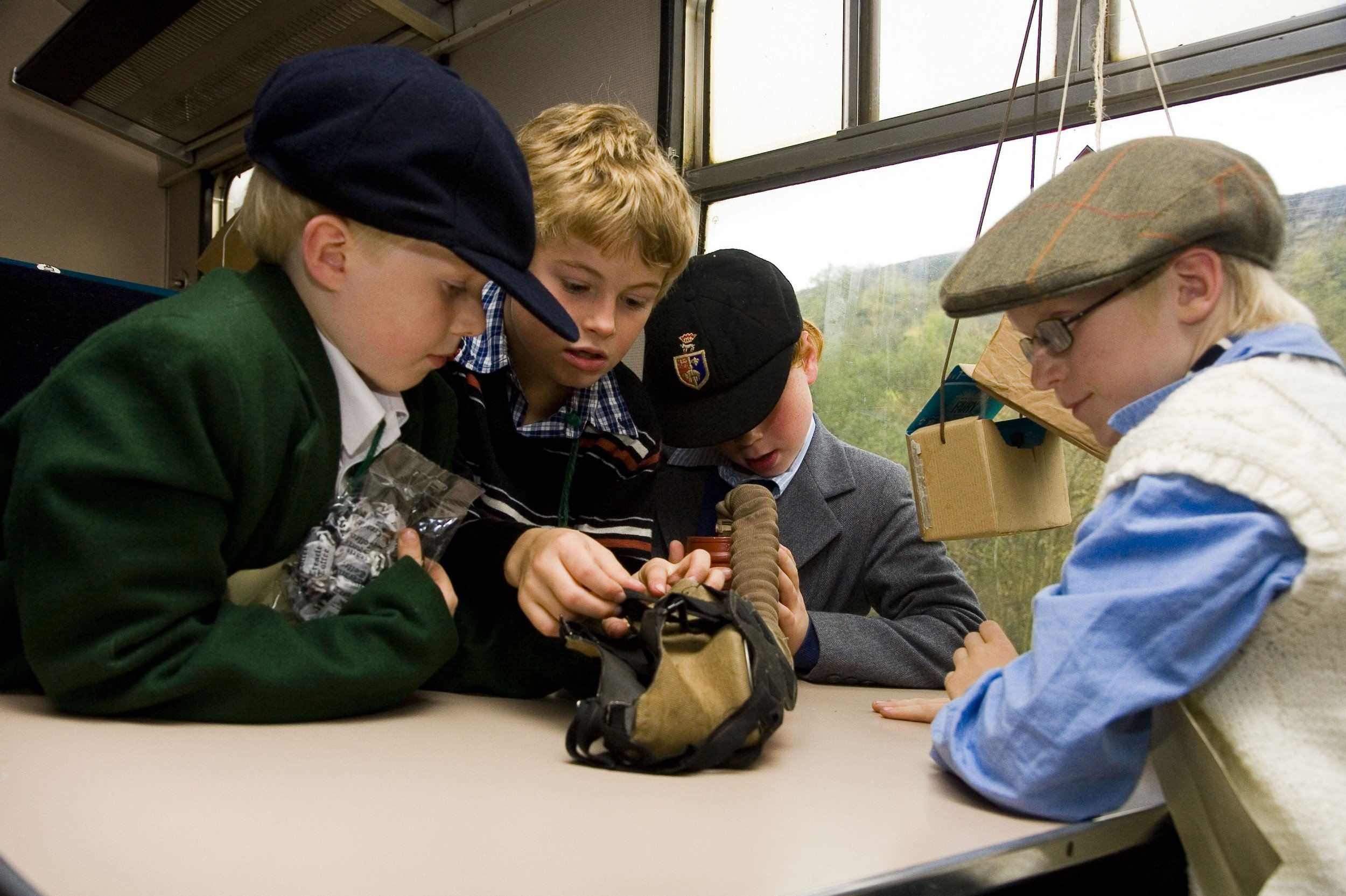 North Yorkshire Moors Railway 7