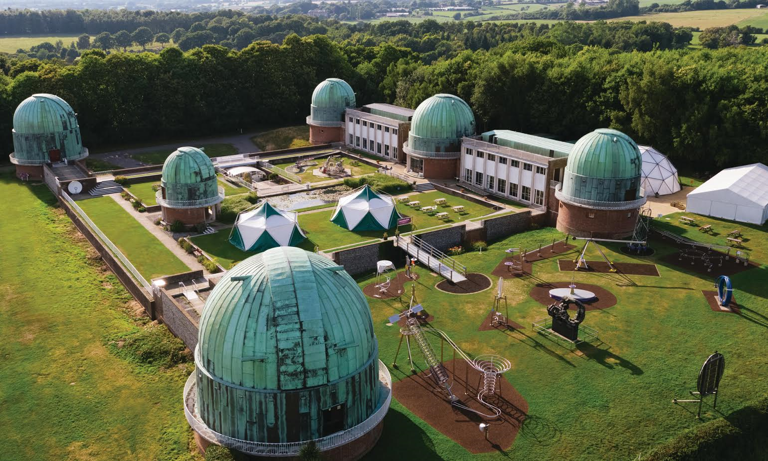 The Observatory Science Centre 2