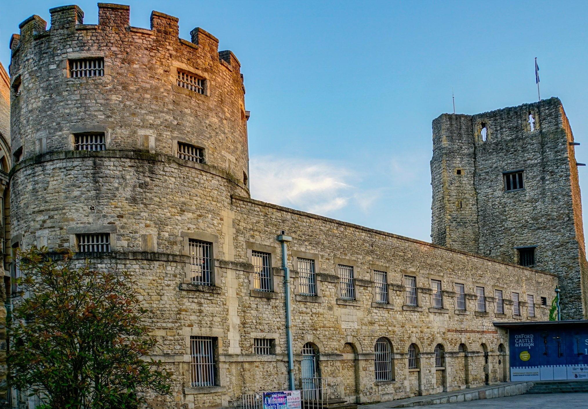 Oxford Castle & Prison 6