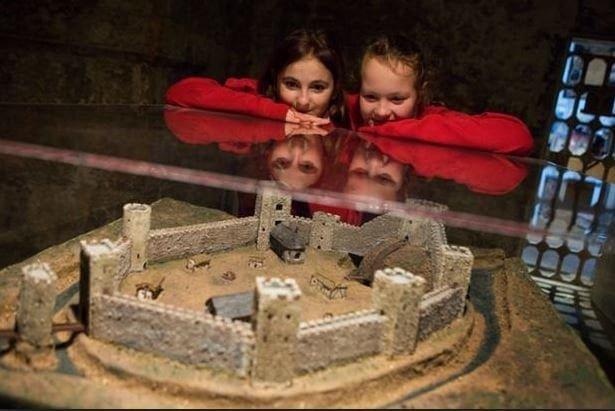 Oxford Castle & Prison 8