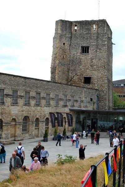 Oxford Castle & Prison 11