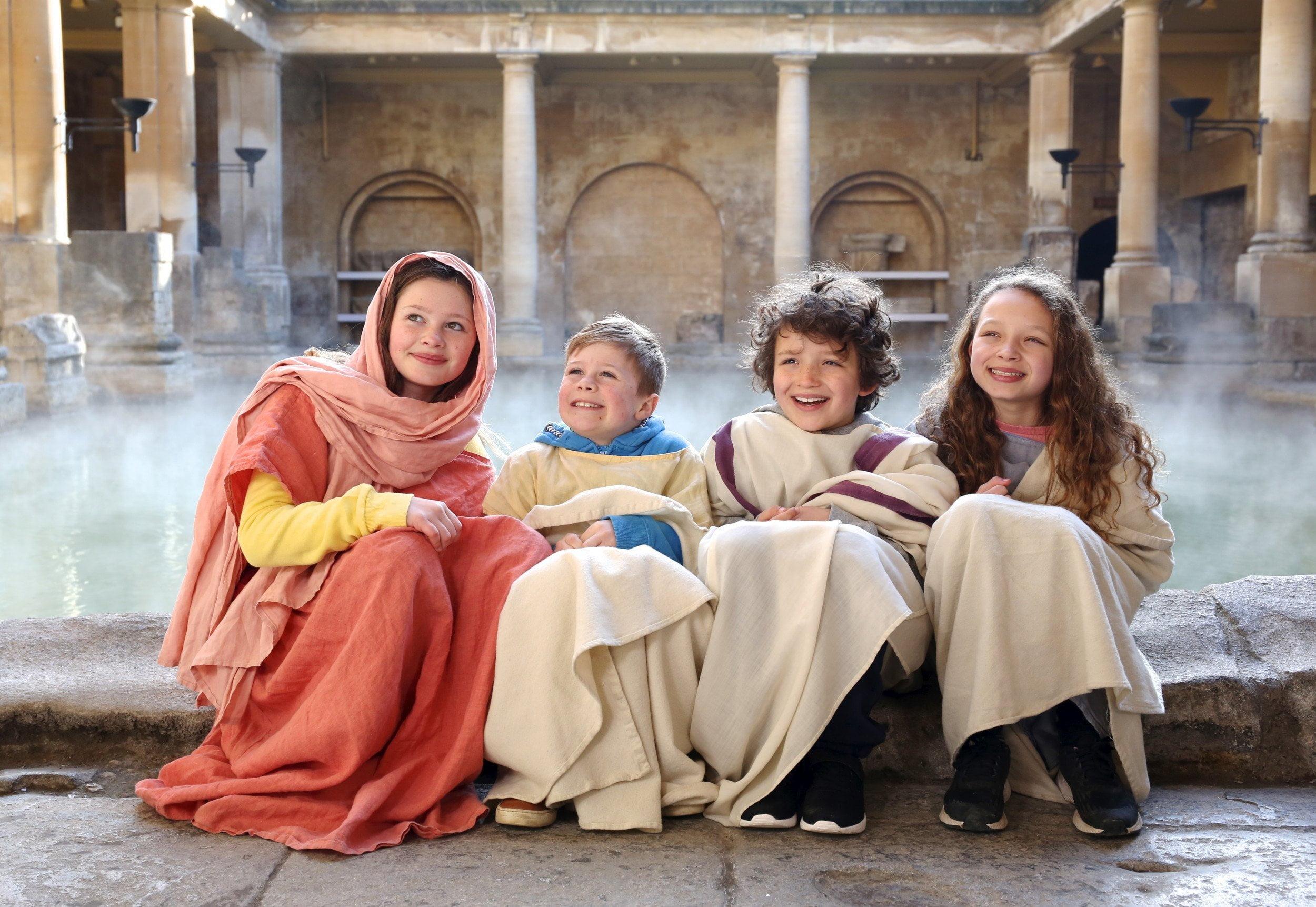 The Roman Baths 11