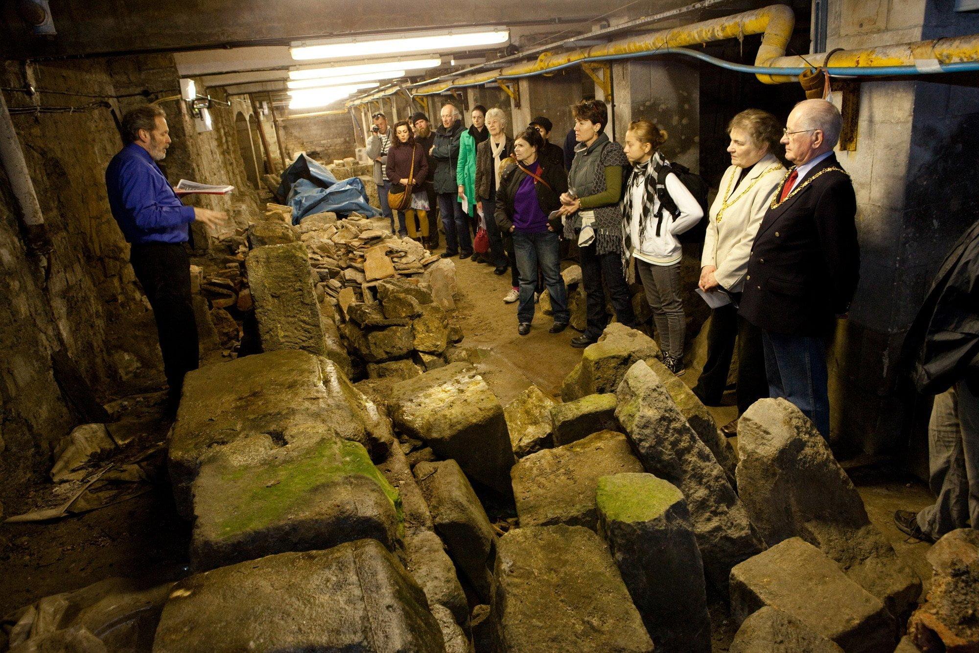 The Roman Baths 7