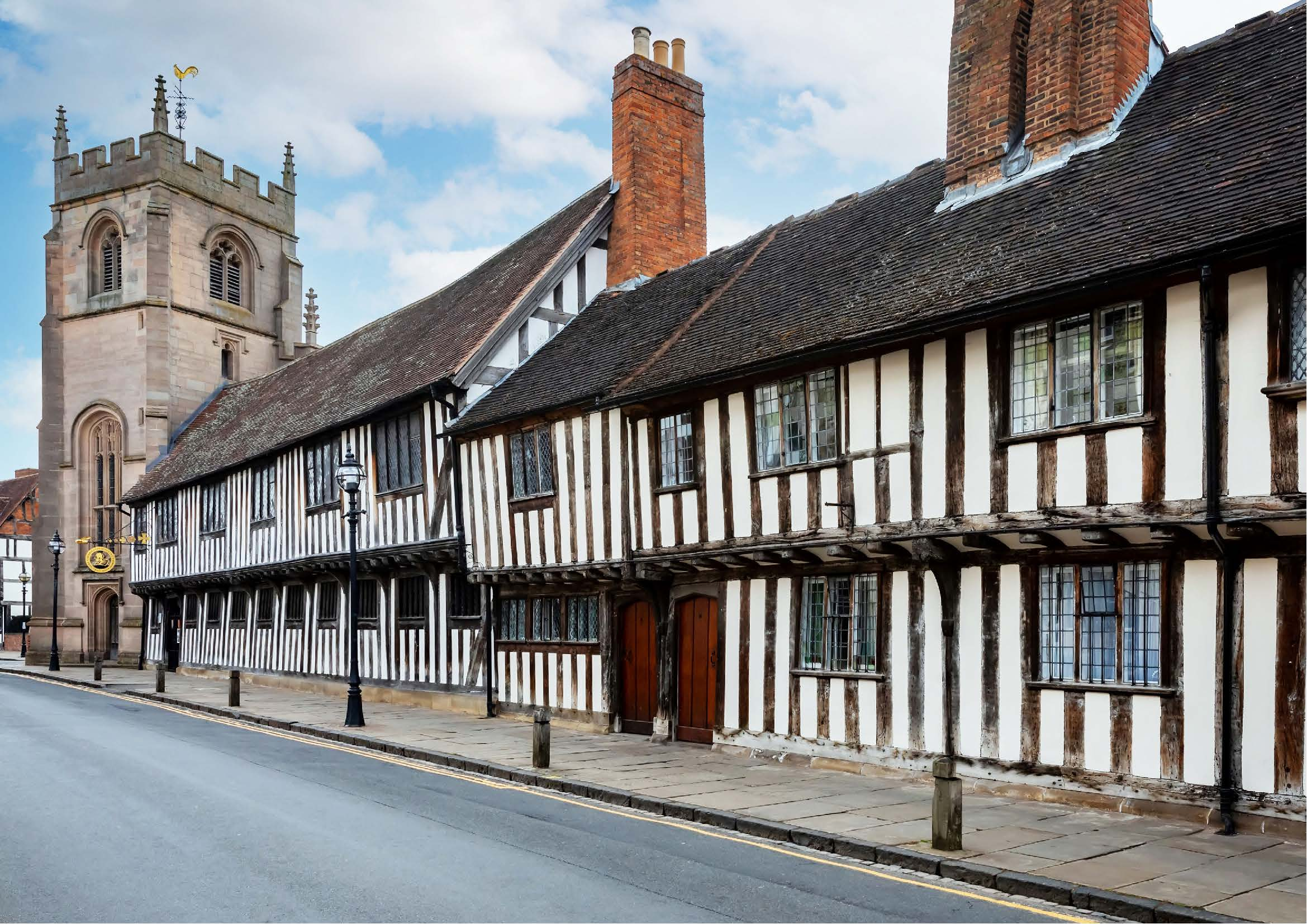 Shakespeare's Schoolroom and Guildhall 5