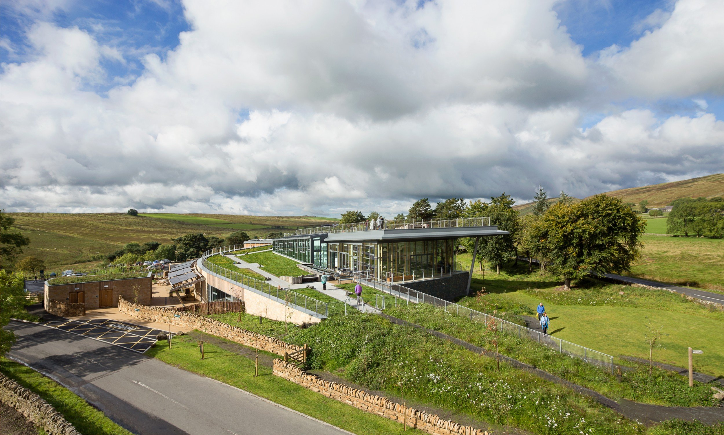 The Sill: National Landscape Discovery Centre 63