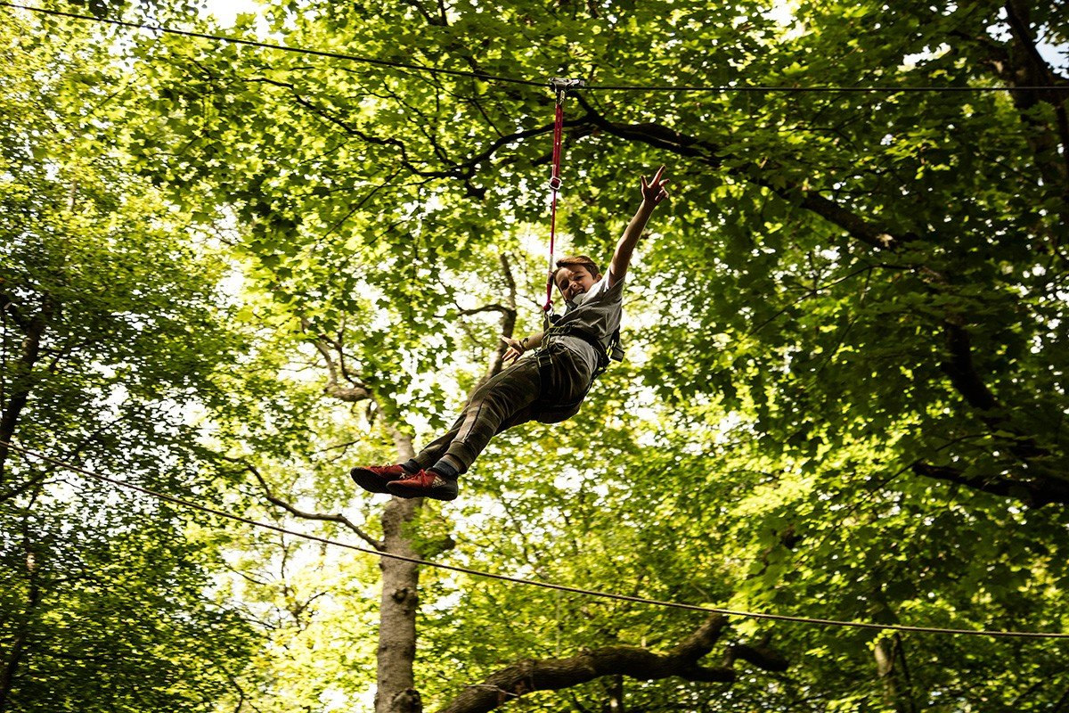 Treetop Lake District 6