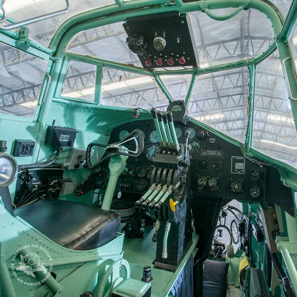 Yorkshire Air Museum 16
