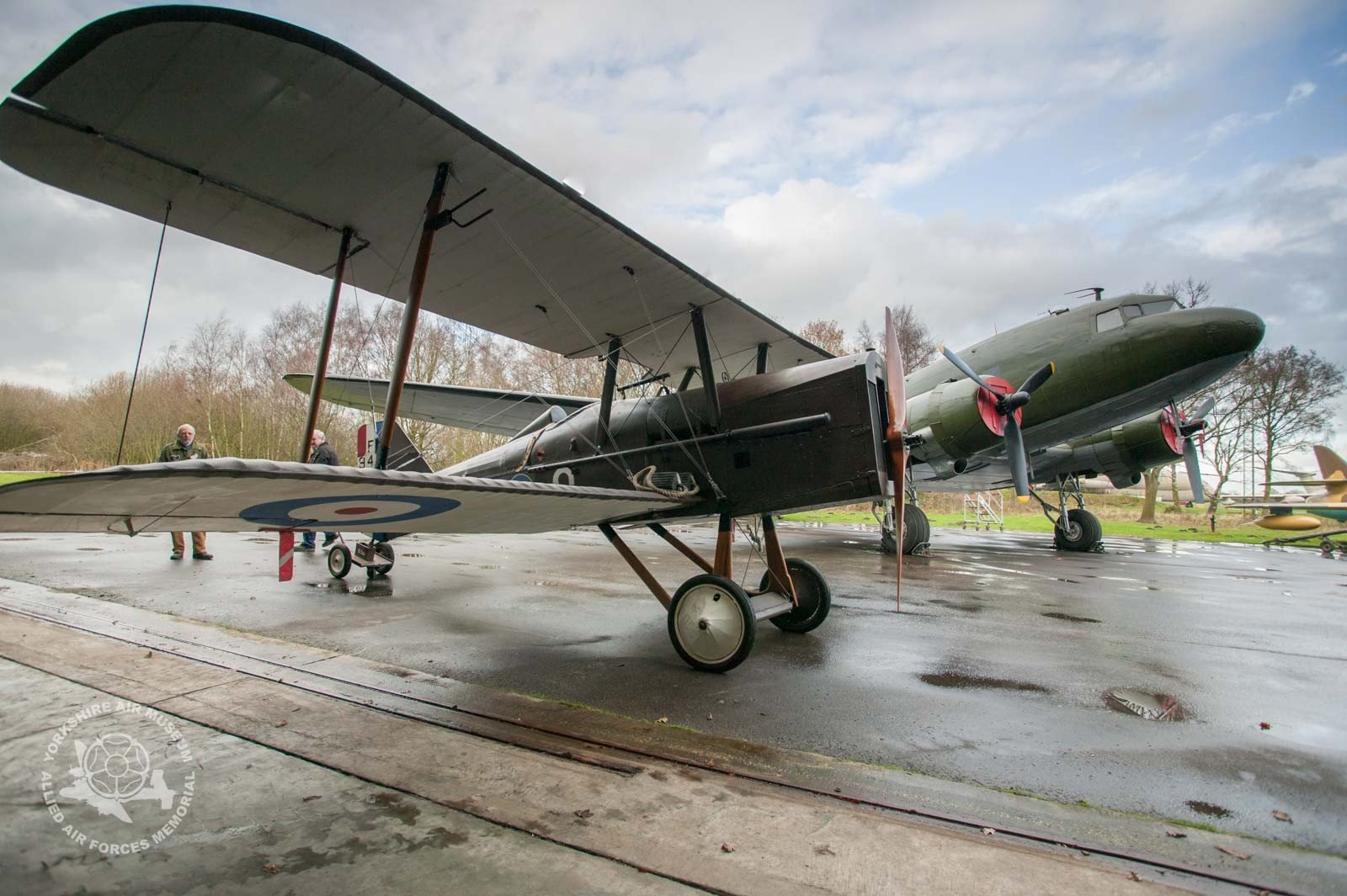 Yorkshire Air Museum 11