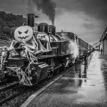 Halloween Scare Train 49