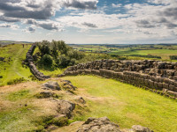 School Trip to Hadrians Wall 3